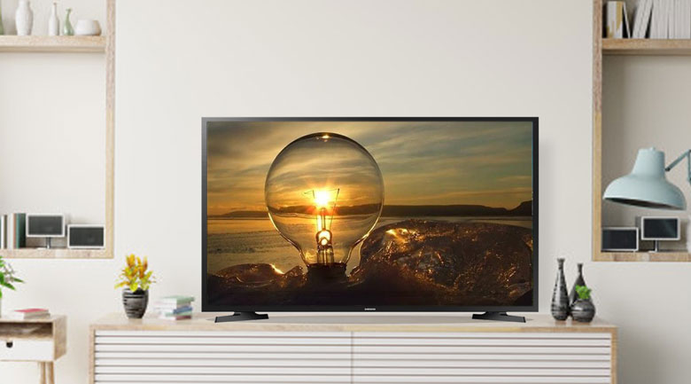 Smart Tivi Samsung 43 inch UA43R6000 - Thiết kế