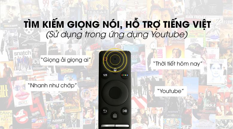 Smart Tivi Samsung 43 inch UA43R6000 - Remote