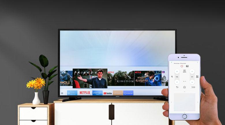 Smart Tivi Samsung 43 inch UA43R6000 - SmartThings