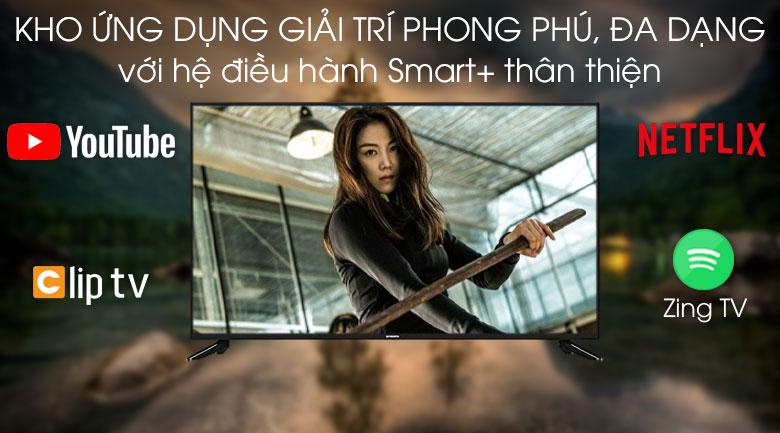 Smart Tivi Skyworth 4K 50 inch 50UB5100 - Hệ điều hành
