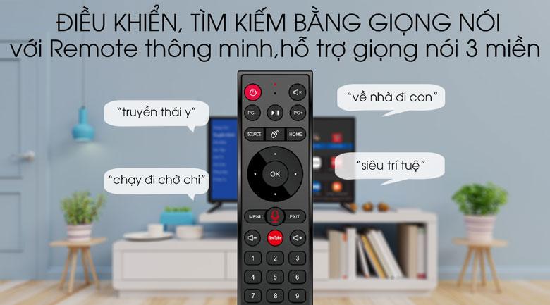 Remote tivi Sanco