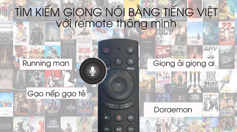 Tivi sanco H43V300-remote