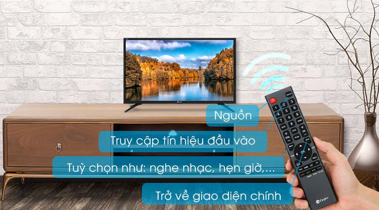 Tivi Casper 32 inch 32HN5000 - remote