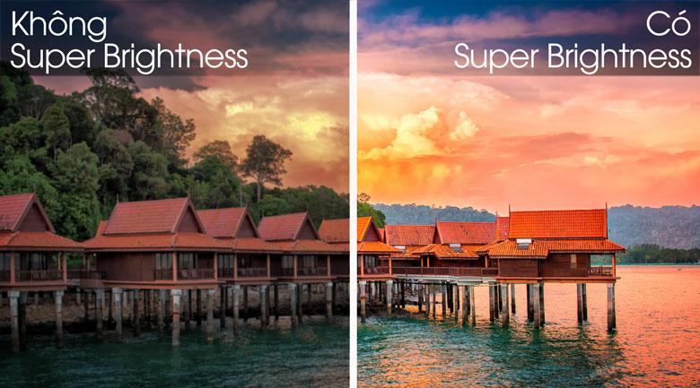 Super Brightness - Android Tivi Casper 43 inch 43FG5000