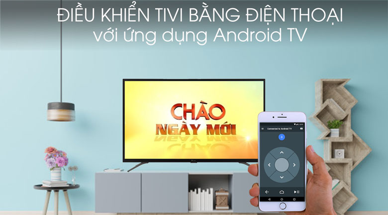 Android TV - Android Tivi Casper 43 inch 43FG5000