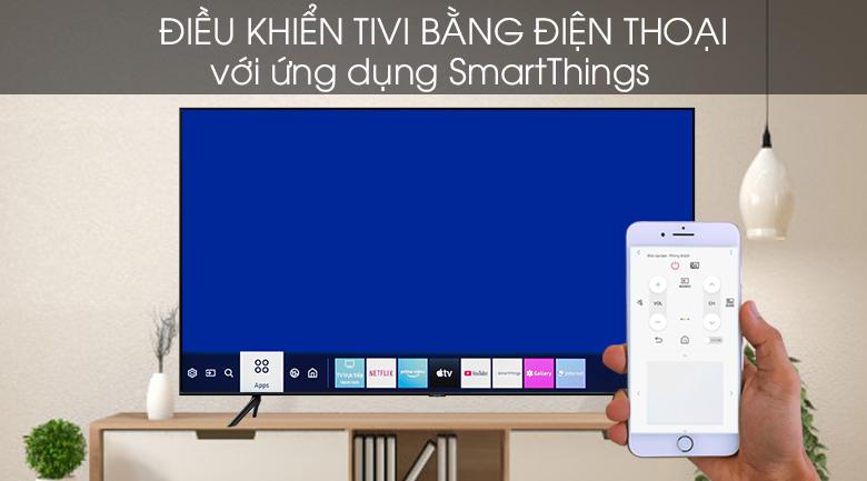 SmartThings - Smart Tivi QLED Samsung 4K 43 inch QA43Q60T