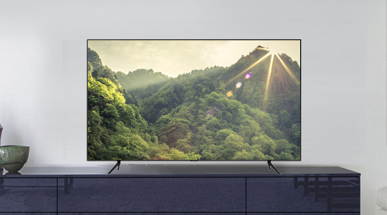 Thiết kế Tivi QLED Samsung QA43Q60T