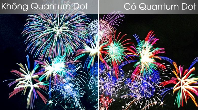 Quantum Dot Smart Tivi QLED Samsung 4K 55 inch QA55Q60T