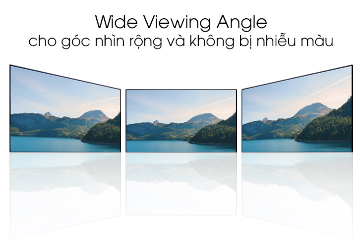 Smart Tivi QLED Samsung 4K 55 inch QA55Q60T - Wide Viewing Angle