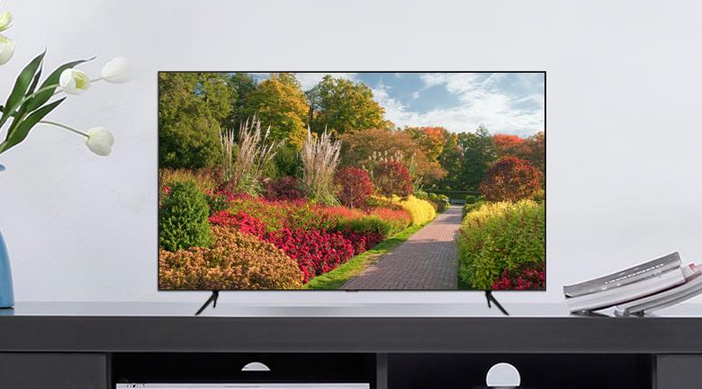 Thiết kế Smart Tivi QLED Samsung 4K 58 inch QA58Q60T