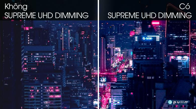 supreme UHD dimming-Smart Tivi QLED Samsung 4K 65 inch QA65Q60T