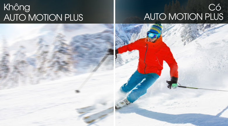 auto motion plus-Smart Tivi QLED Samsung 4K 65 inch QA65Q60T