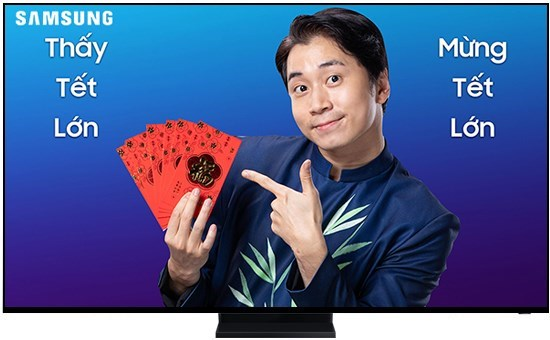 Smart Tivi QLED Samsung 8K 85 inch QA85Q950TS