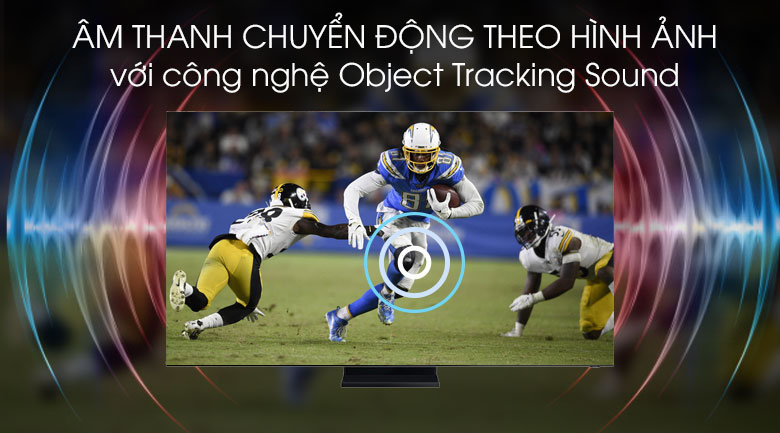 Smart Tivi QLED Samsung 8K 85 inch QA85Q950TS - Object Tracking Sound
