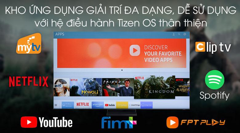 Smart Tivi QLED Samsung 8K 85 inch QA85Q950TS - Tizen OS