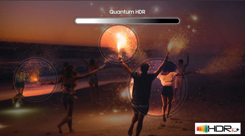 Smart Tivi QLED Samsung 8K 85 inch QA85Q950TS - Quantum HDR 4000 nits