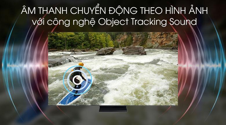 Smart Tivi QLED Samsung 8K 65 inch QA65Q950TS - Object Tracking Sound