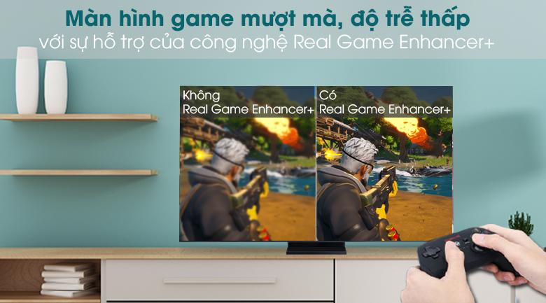 Tivi thông minh QLED Samsung 8K 65 inch QA65Q950TS - Real Game Enhancer+