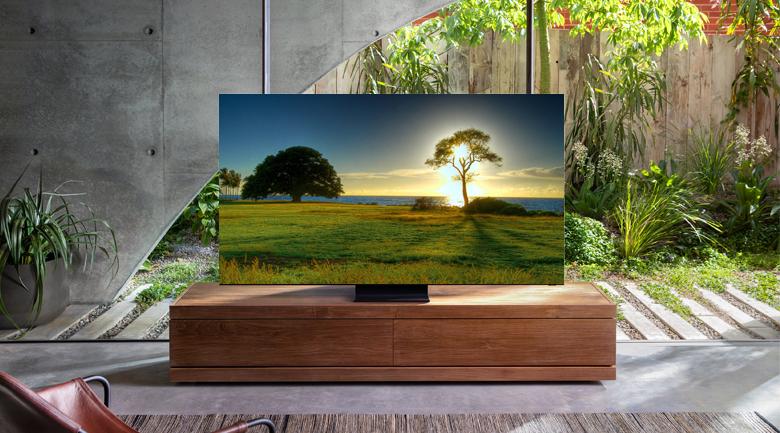 Smart Tivi QLED Samsung 8K 65 inch QA65Q950TS - Thiết kế tối giản
