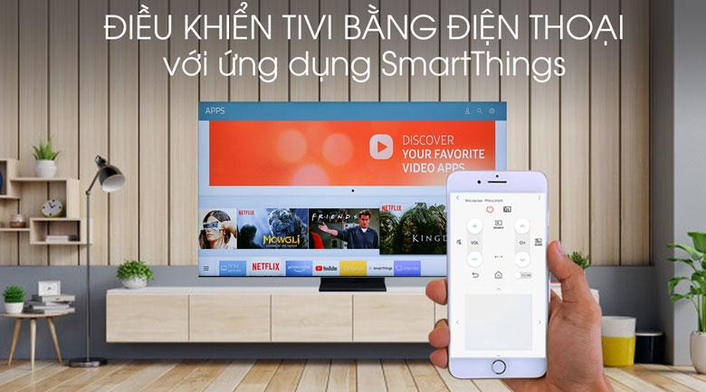 Smart Tivi QLED Samsung 8K 65 inch QA65Q950TS - SmartThings