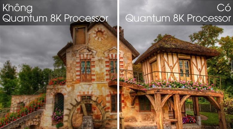Smart Tivi QLED Samsung 8K 65 inch QA65Q950TS - Quantum 8K Processor