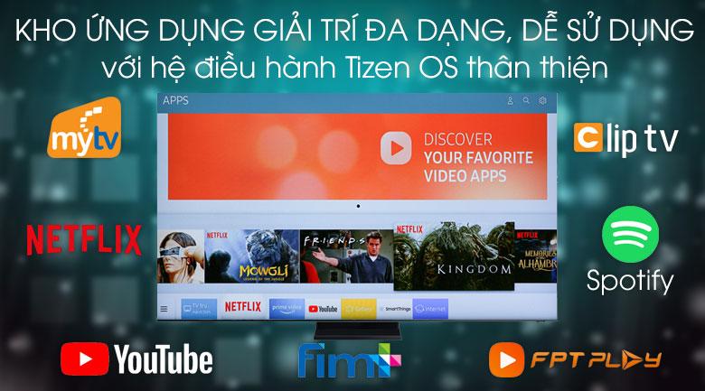 Smart Tivi QLED Samsung 8K 65 inch QA65Q950TS - Tizen OS