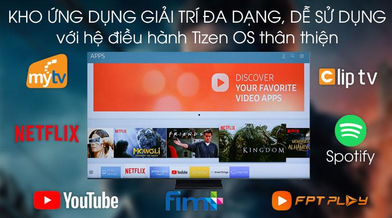 Smart Tivi QLED Samsung 8K 75 inch QA75Q950TS - Tizen OS
