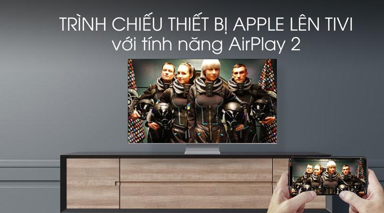 Airplay2-Smart Tivi QLED Samsung 8K 82 inch QA82Q800T