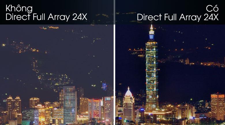 Direct Full Array 24x -Smart Tivi QLED Samsung 8K 75 inch QA75Q800T
