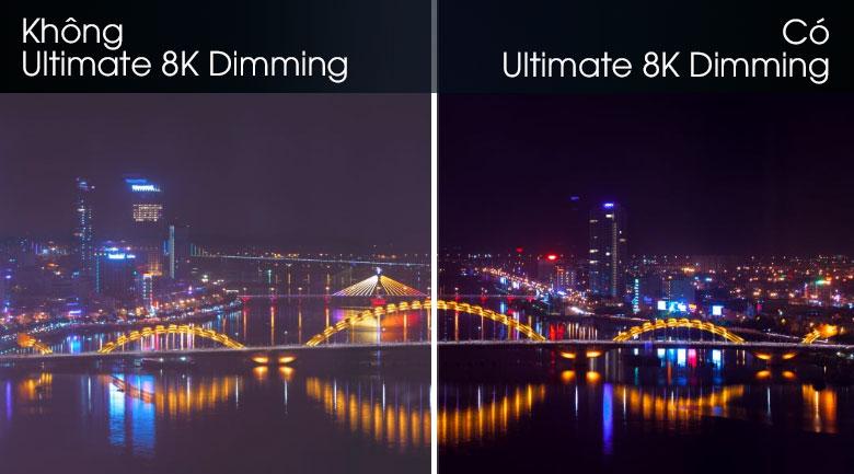 Ultimate 8K Dimming-Smart Tivi QLED Samsung 8K 75 inch QA75Q800T