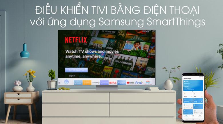 SmartThings-Smart Tivi QLED Samsung 8K 75 inch QA75Q800T