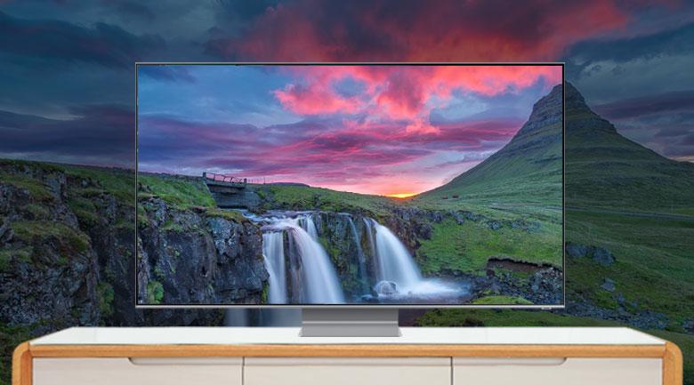 Smart Tivi QLED Samsung 8K 75 inch QA75Q800T - Thiết kế tinh tế