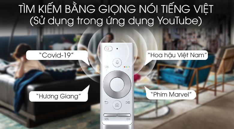 Smart Tivi QLED Samsung 4K 65 inch QA65Q95T - One Remote