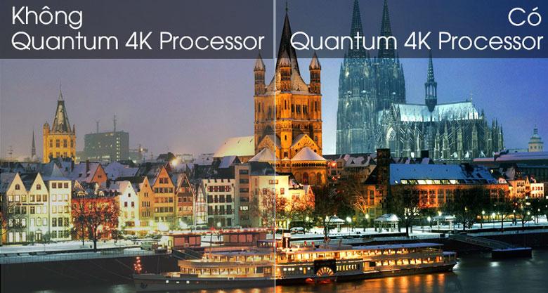 Smart Tivi QLED Samsung 4K 65 inch QA65Q95T - Quantum 4K Processor