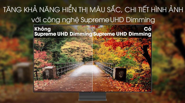 Smart Tivi QLED Samsung 4K 65 inch QA65Q95T - Supreme UHD Dimming