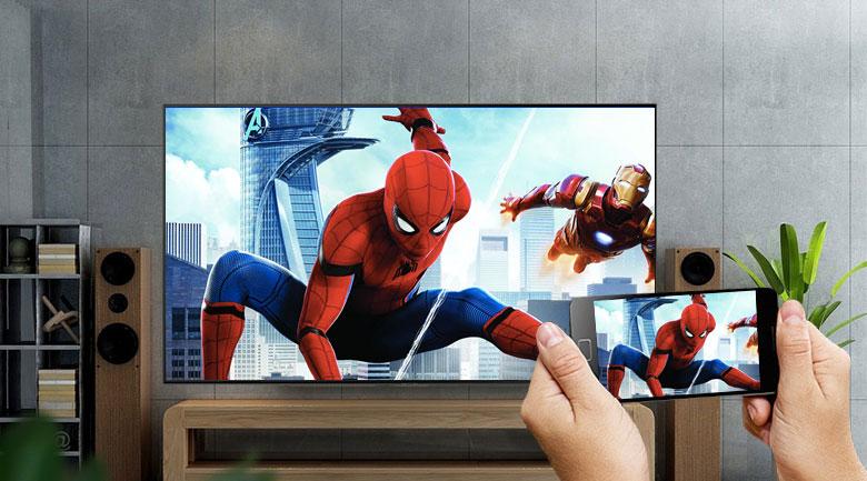Smart Tivi QLED Samsung 4K 65 inch QA65Q95T - Chiếu màn hình