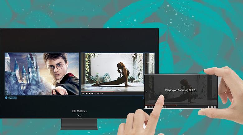 Smart Tivi QLED Samsung 4K 65 inch QA65Q95T - Multi View
