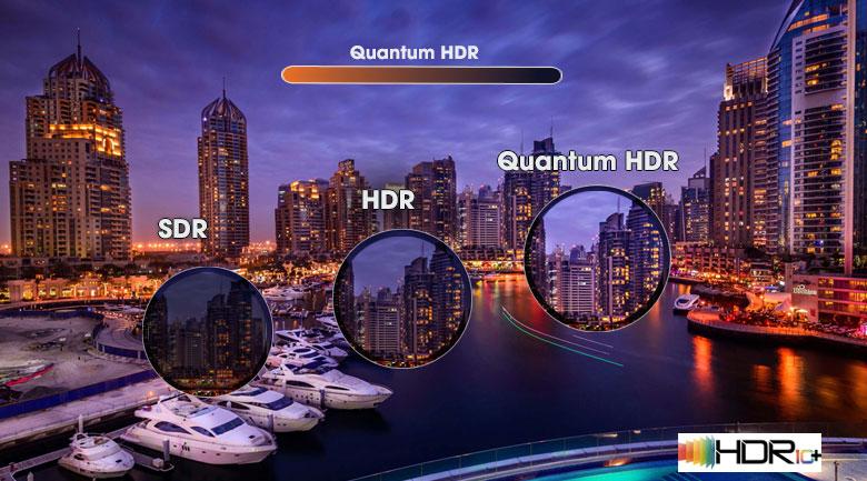 Smart Tivi QLED Samsung 4K 65 inch QA65Q95T - Quantum HDR