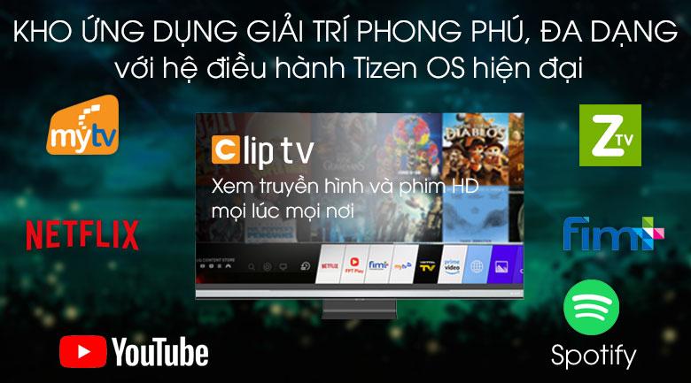 Smart Tivi QLED Samsung 4K 65 inch QA65Q95T - Tizen OS