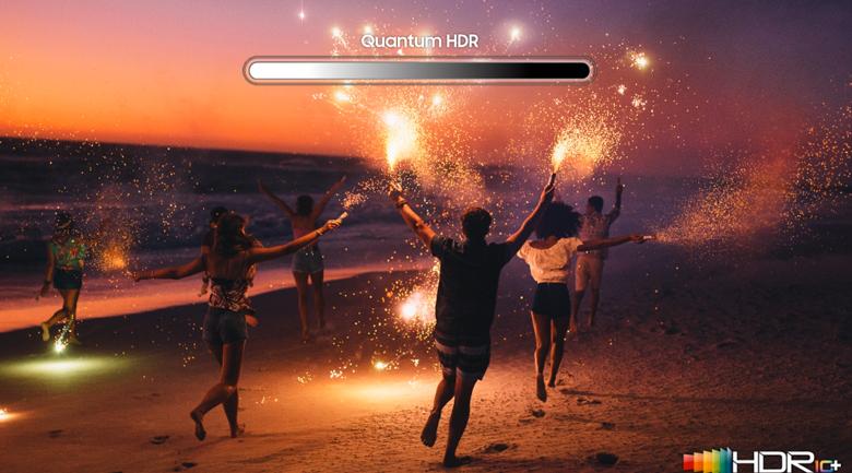 Smart Tivi QLED Samsung 4K 55 inch QA55Q95T - Quantum HDR
