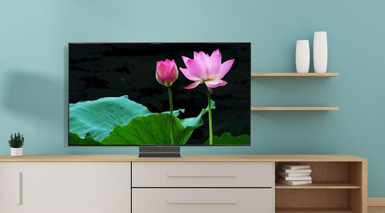 Smart Tivi QLED Samsung 4K 55 inch QA55Q95T - Thiết kế sang trọng
