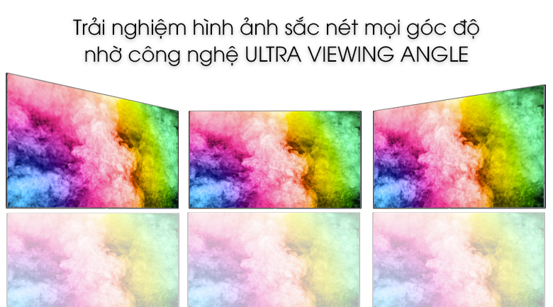 Smart Tivi QLED Samsung 4K 55 inch QA55Q95T - Ultra Viewing Angle