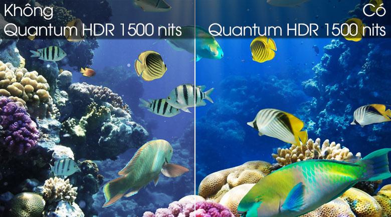 Quantum HDR - Smart Tivi QLED Samsung 4K 75 inch QA75Q80T