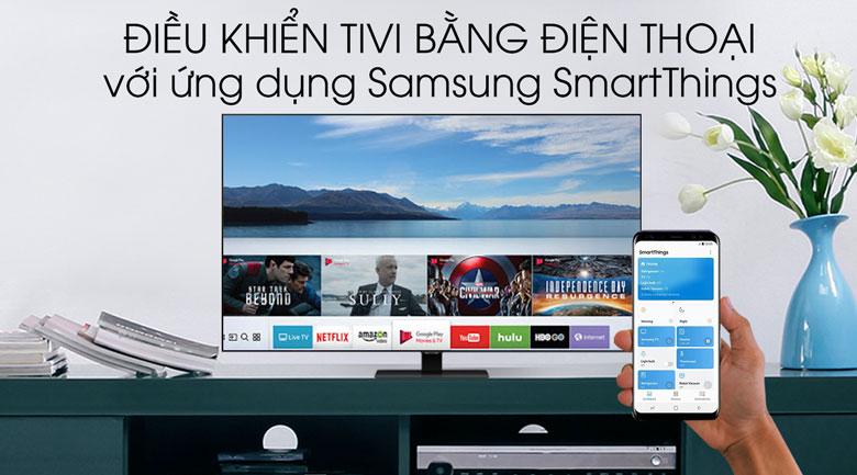 SmartThings - Smart Tivi QLED Samsung 4K 65 inch QA65Q80T