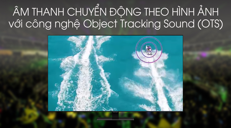 Object Tracking Sound - Smart Tivi QLED Samsung 4K 65 inch QA65Q80T