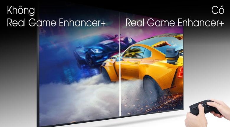 Real Game Enhancer+ - Smart Tivi QLED Samsung 4K 65 inch QA65Q80T
