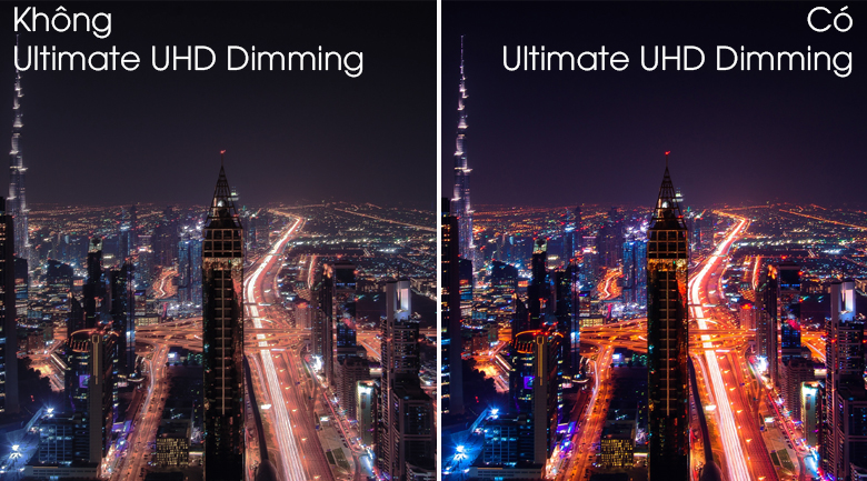 Ultimate UHD Dimming - Smart Tivi QLED Samsung 4K 49 inch QA49Q80T