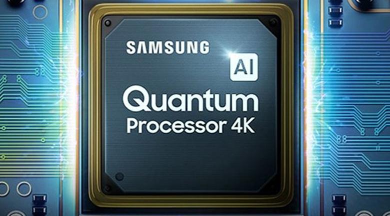 Quantum Processer 4K - Smart Tivi QLED Samsung 4K 49 inch QA49Q80T