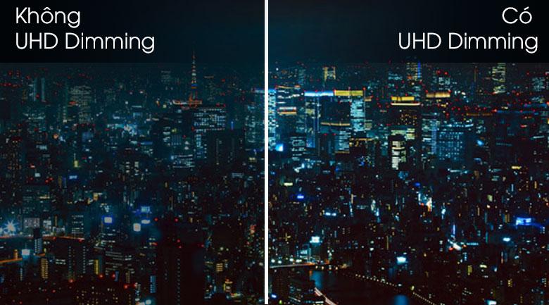 UHD Dimming-Smart Tivi Samsung 4K 75 inch UA75TU8100