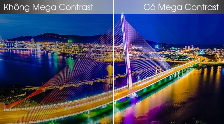Mega Contrast - Smart Tivi Samsung 4K 55 inch UA55TU8100